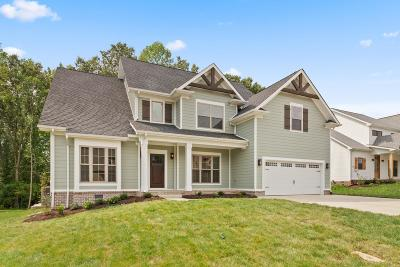Clarksville Single Family Home Active - Showing: 1272 Easthaven Drive
