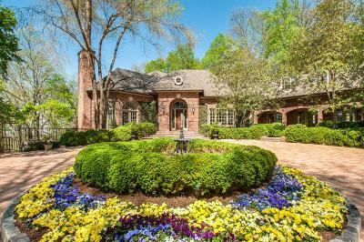 Belle Meade Single Family Home For Sale: 1314 Chickering Rd