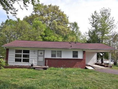 Springfield Single Family Home For Sale: 103 Pitt Ln