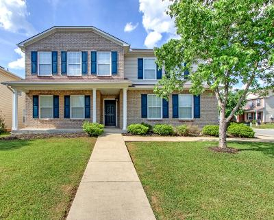 Rutherford County Single Family Home Under Contract - Not Showing: 404 Creek Oak Dr