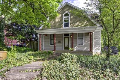 Single Family Home For Sale: 907 S Douglas Ave