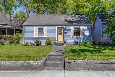 Single Family Home Under Contract - Showing: 2214 White Ave
