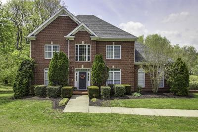 Williamson County Single Family Home For Sale: 1923 Green Hills Blvd