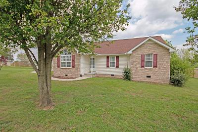 Lebanon Single Family Home Under Contract - Showing: 1301 Mayfair Dr