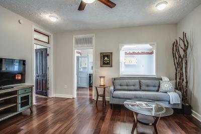 Sylvan Park Single Family Home For Sale: 4605 Elkins Ave
