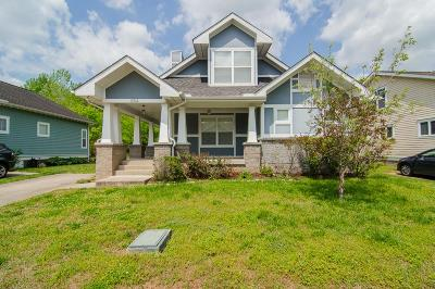 East Nashville Single Family Home Under Contract - Showing: 854 Beth Dr