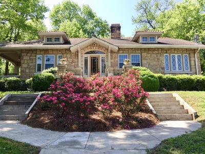 Nashville Single Family Home For Sale: 1811 Blair Blvd