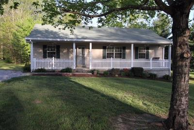 Ashland City Single Family Home Under Contract - Showing: 1008 Gill Rd