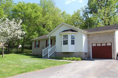 Lavergne Single Family Home Under Contract - Showing: 121 Nelson Dr