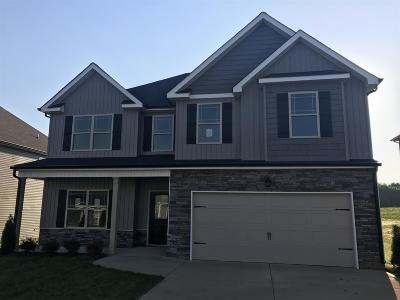 Clarksville Single Family Home For Sale: 445 Reserve At Oakland