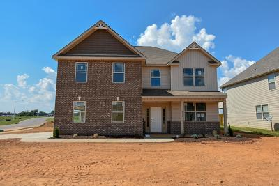 Clarksville Single Family Home For Sale: 442 Reserve At Oakland