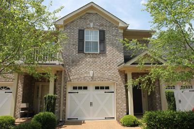 Franklin Condo/Townhouse Under Contract - Showing: 1838 Brentwood Pointe