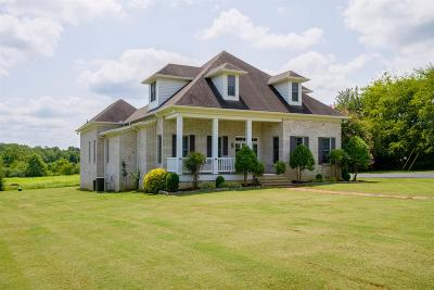 Wilson County Single Family Home Under Contract - Showing: 2600 Academy Rd