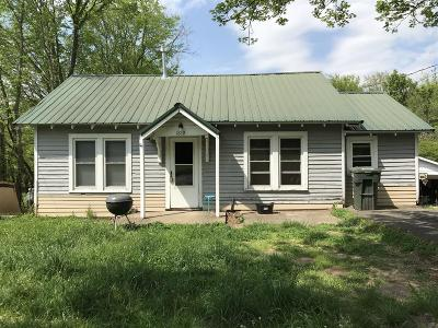Springfield Single Family Home For Sale: 1812 Batts Blvd