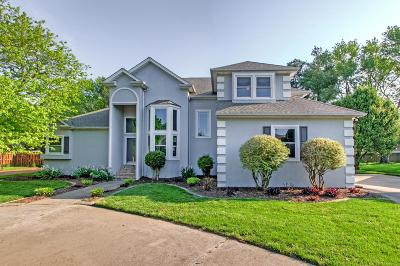 Old Hickory Single Family Home Under Contract - Showing: 4936 Greenbriar Cir