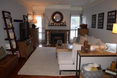 Nashville Condo/Townhouse Under Contract - Not Showing: 407 Sloan Rd #407