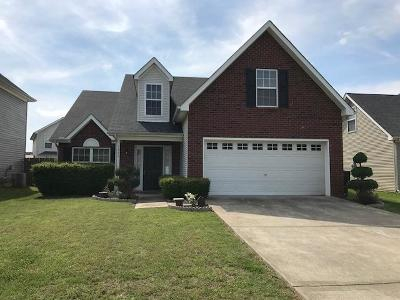 Rutherford County Single Family Home Under Contract - Not Showing: 1444 Westview Dr