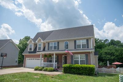 Houston County, Montgomery County, Stewart County Single Family Home Active - Showing: 598 Winding Bluff Way