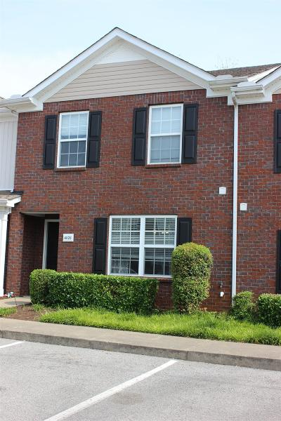 Lavergne Condo/Townhouse Under Contract - Not Showing: 4026 George Buchanan Dr