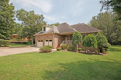 Hendersonville Single Family Home For Sale: 1009 Shoreside Dr
