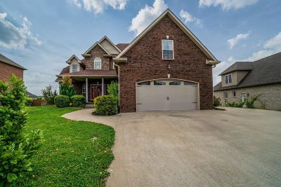 Clarksville Single Family Home Active - Showing: 1529 Edgewater Ln