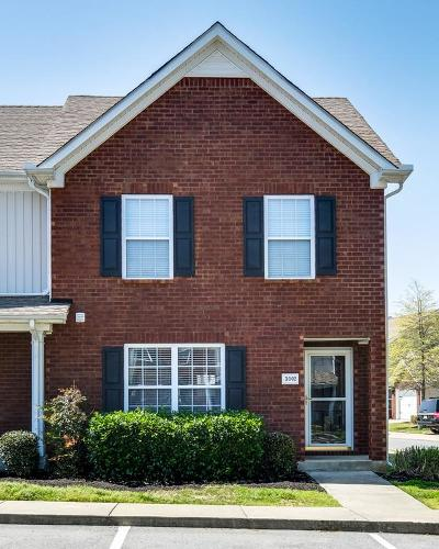 Smyrna Condo/Townhouse Under Contract - Showing: 3002 Burnt Pine Dr