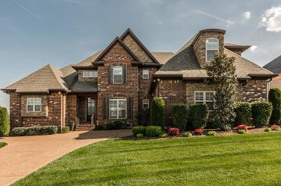 Hendersonville Single Family Home Under Contract - Showing: 101 Stalbridge Ct