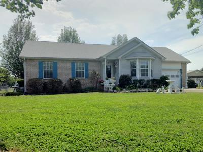 Smyrna Single Family Home Under Contract - Showing: 804 Southwoods Dr