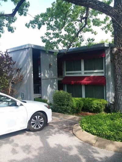 Nashville Condo/Townhouse For Sale: 201 Acklen Park Dr Apt 19