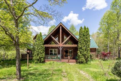 Franklin Single Family Home Active - Showing: 5734 N Lick Creek Rd