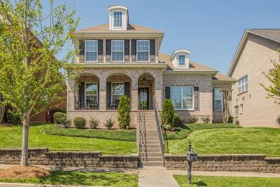 Franklin Single Family Home Under Contract - Not Showing: 338 Wandering Cir