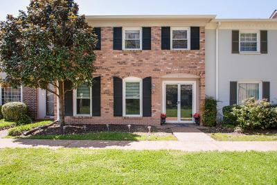 Nashville Condo/Townhouse Under Contract - Not Showing: 604 Plantation Ct #604