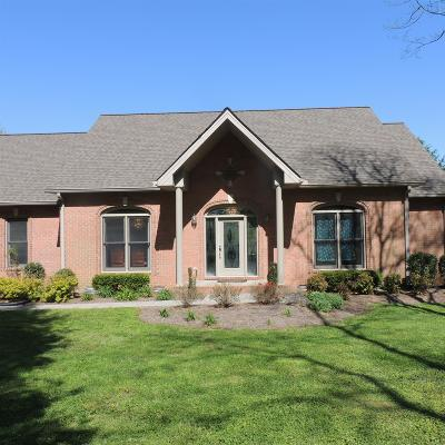 Mount Juliet Single Family Home Under Contract - Showing: 1030 John Wright Rd