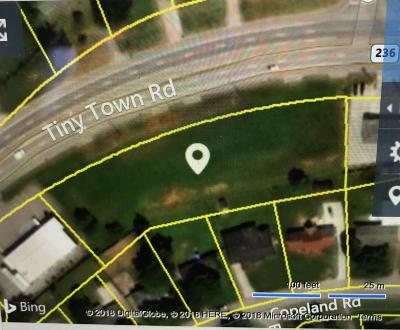 Adams, Clarksville, Springfield, Dover Commercial For Sale: Tiny Town Rd