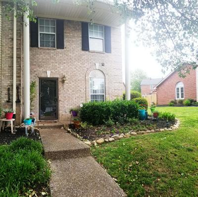 Nashville Condo/Townhouse Under Contract - Not Showing: 207 Lakebrink Dr