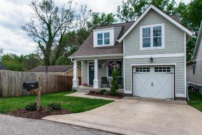 Sylvan Park Single Family Home For Sale: 141 49th Ave N