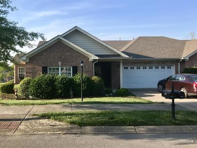 Franklin Condo/Townhouse Under Contract - Showing: 217 Wrennewood Ln