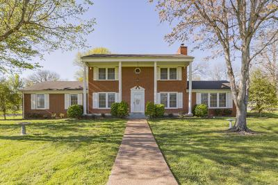 Gallatin Single Family Home Active - Showing: 1572 Long Hollow Pike