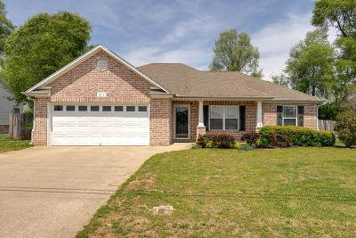 Spring Hill  Single Family Home Under Contract - Showing: 2012 Sparrow St