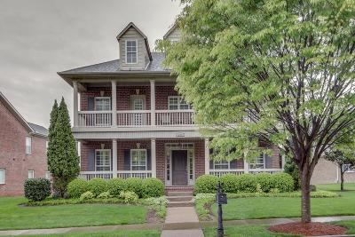 Williamson County Single Family Home Under Contract - Showing: 427 Wandering Trl