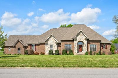 Clarksville Single Family Home Under Contract - Showing: 470 Maxshire Court