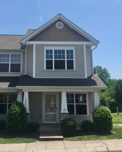 Nashville Condo/Townhouse Under Contract - Not Showing: 1826 Lincoya Bay Dr
