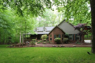 Kingston Springs Single Family Home Active - Showing: 1001 Auduibon Dr