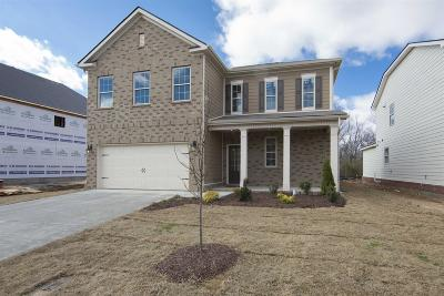 Smyrna Single Family Home Active - Showing: 5412 Maple Creek Drive #729