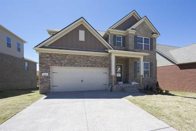 Smyrna Single Family Home Active - Showing: 5411 Maple Creek Dr. #737
