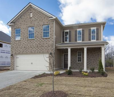 Smyrna Single Family Home Active - Showing: 5420 Maple Creek Dr #733