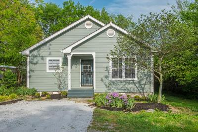 Madison Single Family Home Under Contract - Showing: 205 McArthur Dr