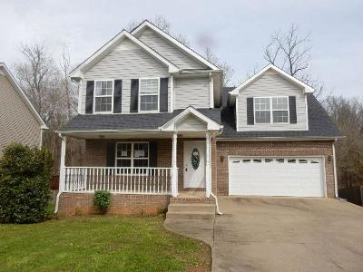 Clarksville Single Family Home Active - Showing: 1255 Viewmont Dr