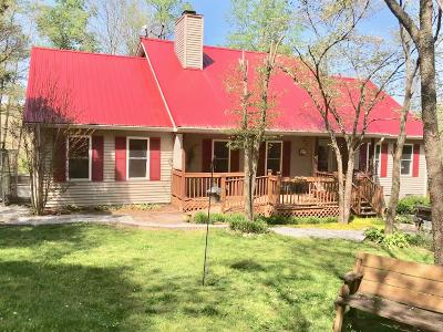 Burns TN Single Family Home Active - Showing: $339,900