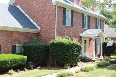 Lavergne Single Family Home Active - Showing: 541 Woodland Hills Dr